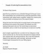 Sample Leadership Recommendation Letter 6 Examples In Sample Letter Of Recommendation For Property Manager 15 Landlord Reference Letter Template Free Sample Degrees Awards Letters Of Recommendation Affiliations On