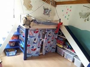 Lit Enfant 4 Ans : d co pour chambre fille 4 ans ~ Teatrodelosmanantiales.com Idées de Décoration