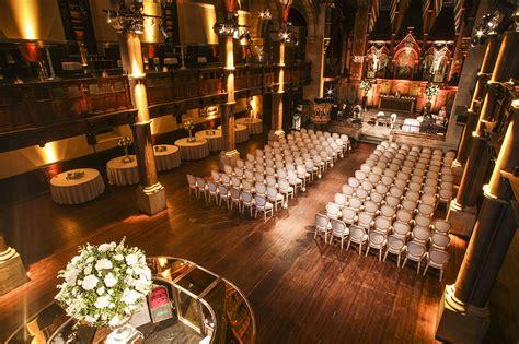 amazing wedding venues  hire  london