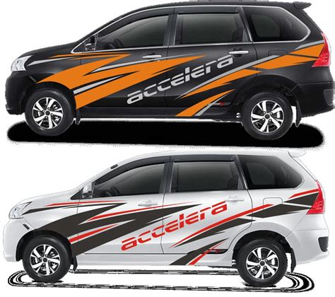 Modifikasi Cutting Stiker by 95 Modifikasi Avanza Hitam 2018 Modifikasi Mobil Avanza