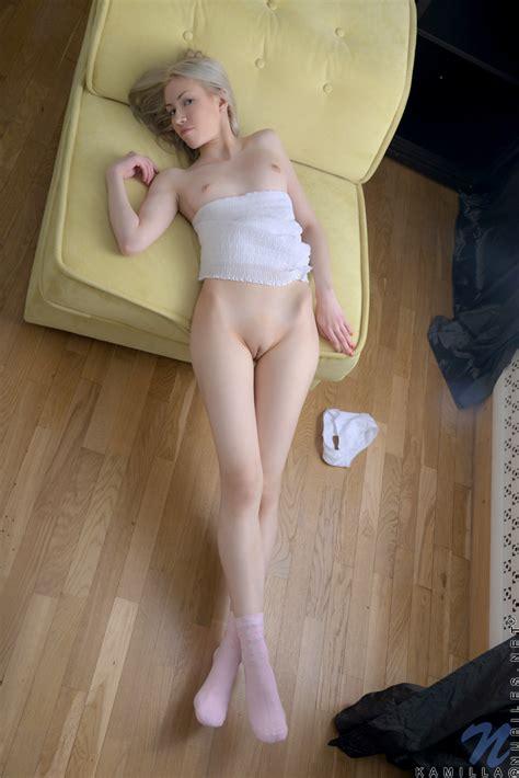 Featuring Nubiles Kamilla In Sexy Blonde