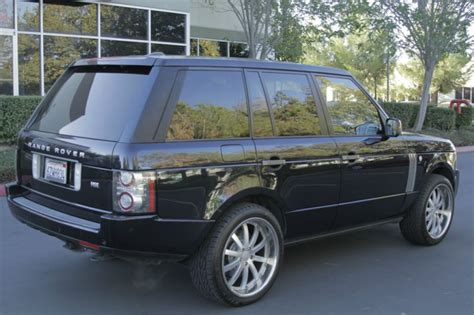 Find Used 2010 Land Rover Range Rover Hse, 4x4 Luxury In