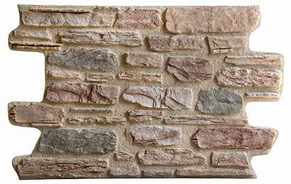 Faux Wall Siding Stone Panels Veneer 3d