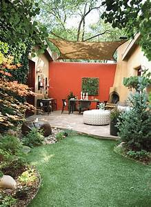 Small, Outdoor, Space