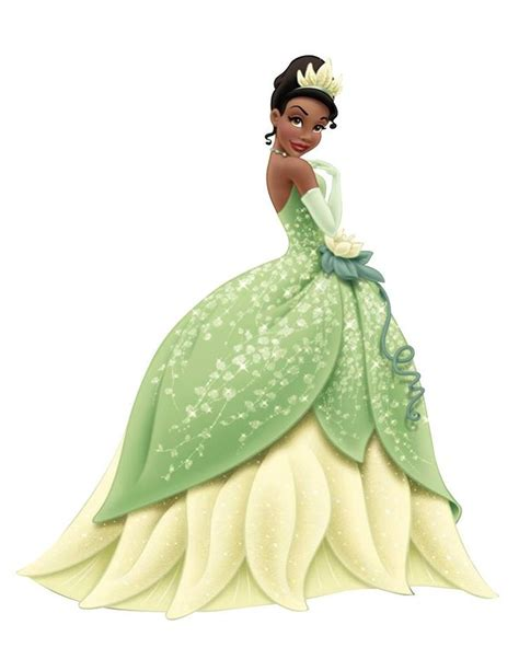 Disney Clipart Princess And The Frog Collection