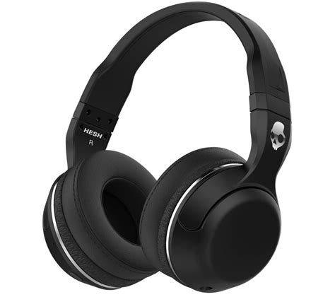 buy skullcandy hesh 2 0 wireless bluetooth headphones black free delivery currys