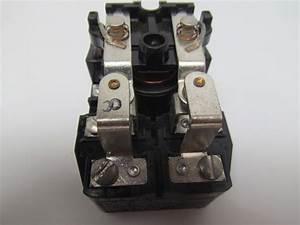 Dayton Electric 5x846e Dpdt 8pin 24vac Power Relay