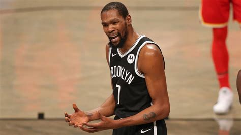 Durant could miss multiple games due to contact tracing ...