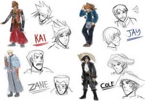Ninjago Girl Character Names