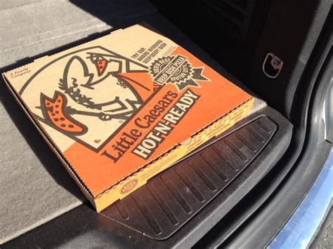 Pizza box - Picture of Little Caesars, Havelock - TripAdvisor