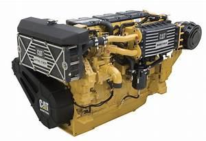 Caterpillar C18 Marine Engine Details  Specs  Features