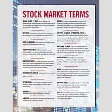 Fake Your Way Through The Stock Market  Abilene Scene