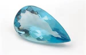 March Birthstones Aquamarine Stone