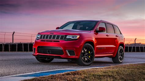 Jeep Grand Wallpaper by 2018 Jeep Grand Trackhawk Wallpapers Hd