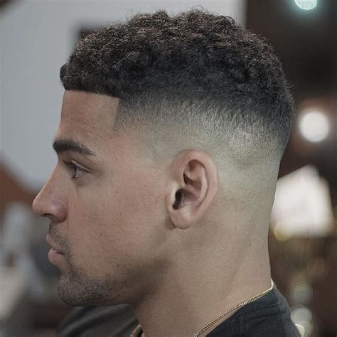 fade  tapered haircuts  black men