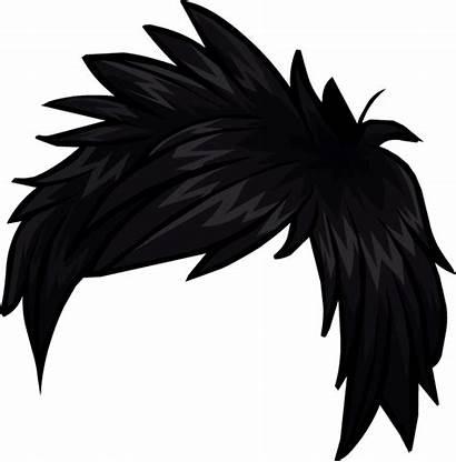 Hair Anime Transparent Clip Background Penguin Club