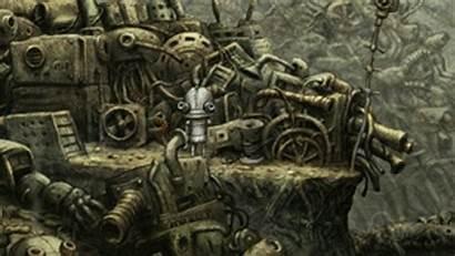 Steampunk Games Century 19th Steam Animated Machines