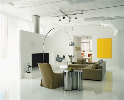 Apartments Accessories by Loft Apartment Decorating Ideas Glossy Floors And