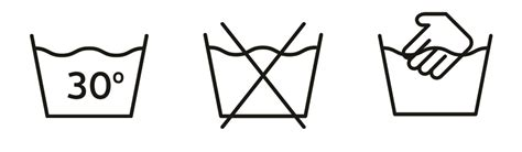 logo seche linge interdit guide d entretien des v 234 tements conseil pour lire l 233 tiquette