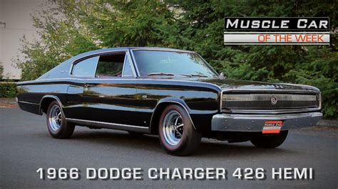 Muscle Car Of The Week Video Episode #116
