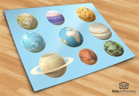 Wandtattoo Kinderzimmer Planeten by Wandtattoo Kinder Planeten Des Sonnensystems