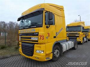 Daf Xf 105 : purchase daf xf 105 410 euro5 manual tractor units bid ~ Kayakingforconservation.com Haus und Dekorationen
