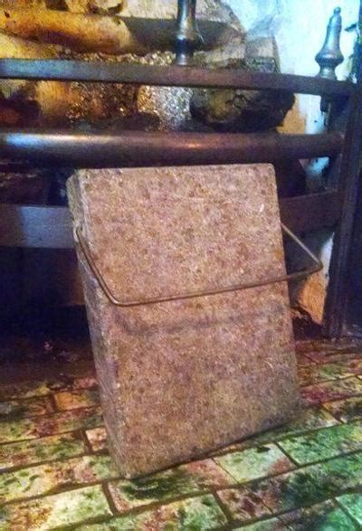 Soapstone Bed Warmer by Historical Treasure Soapstone Foot Bed Warmers Popular