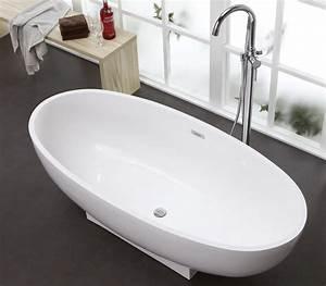 Freistehende Badewanne Mineralguss : freistehende badewanne aus mineralguss kzoao 1170 badewelt wannen kunststein ~ Sanjose-hotels-ca.com Haus und Dekorationen