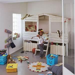 deco chambre enfant originale cote maison With chambre d enfant original