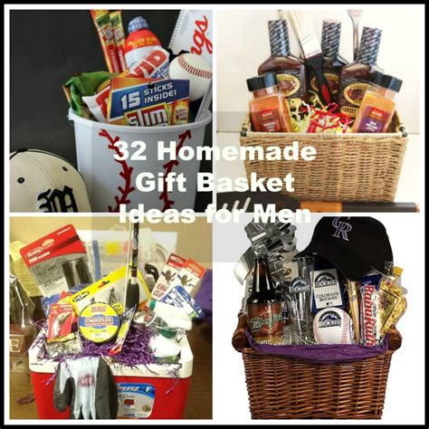Homemade  Ee  Gift Ee   Basket  Ee  Ideas Ee   For Men