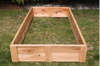 raised garden boxes Cedar Raised Bed Garden Boxes made in the USA grow your own organic vegetables | eBay