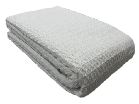 100% Cotton Waffle Weave Blankets Sheets Bedspread Fitted Oeb Branded Best Quality And Price