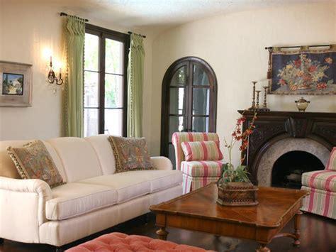 spanish living room decorating ideas modern
