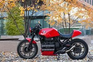 Cafe Racer Bmw : bmw k100 custom by z17 customs bikebound ~ Medecine-chirurgie-esthetiques.com Avis de Voitures