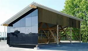 Halle Selber Bauen : gehrlicher solar fertighalle mit solardach solar ~ Michelbontemps.com Haus und Dekorationen
