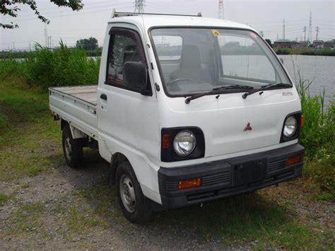 mitsubishi minicab mitsubishi minicab truck 1993 used for sale