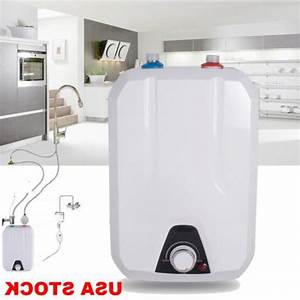 110v 8l Electric Tankless Hot Water Heater Kitchen
