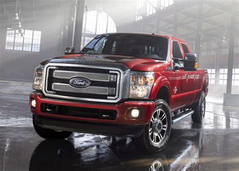 ford  series super duty platinum power  luxury