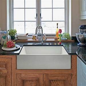 randolph morris 24 x 18 fireclay apron farmhouse sink With 18 inch farmhouse sink