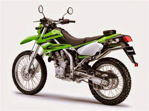 Modifikasi Klx 250 by Modifikasi Kawasaki Trail Klx 250 Thecitycyclist