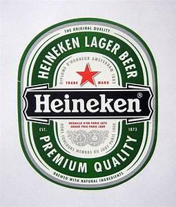 heineken brands wikipedia With heineken label template