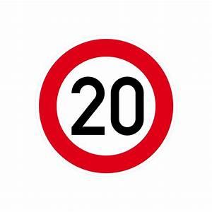 6 Km H Schild : vz 274 20 zul ssige h chstgeschwindigkeit 20 km h ~ Jslefanu.com Haus und Dekorationen