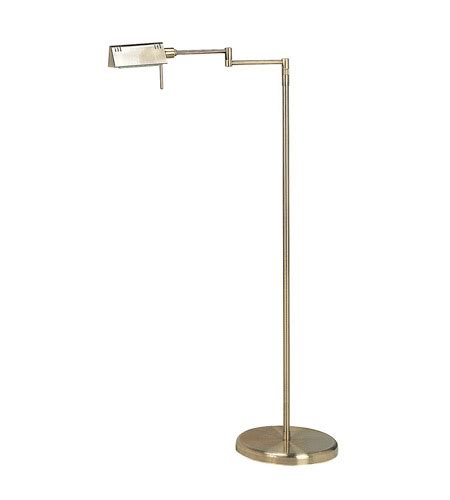 bright light floor ls lite source pharma 1 light floor l in antique brass ls
