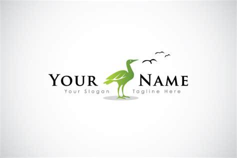 green bird logo