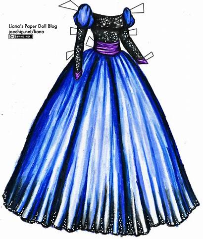 Gown Princess Assassin Sash Ball Paper Skirt