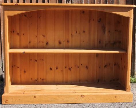 4 Ft Wide Bookcase by 4ft Wide Pine Bookcase In Haywards Heath Expired Friday Ad