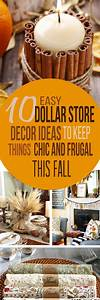 10 Super Easy Dollar Store Thanksgiving Decor Ideas ...