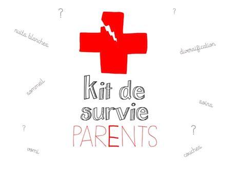 kit cuisine enfants le kit de survie des parents je ne suis pas qu 39 une mère