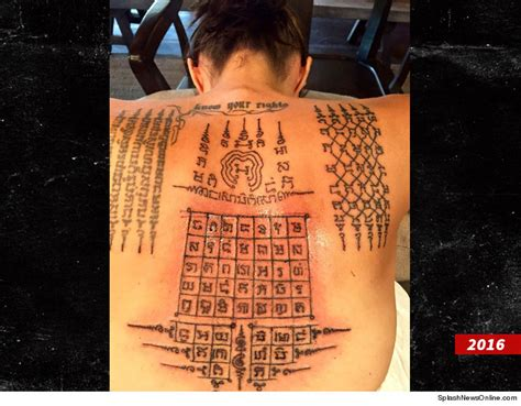 Tmz Video Billy Bob Thornton On Angelina's Brad Tattoo