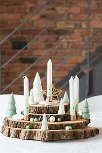 Ideen Mit Baumscheiben : adventskranz aus baumscheiben leelah loves ~ Lizthompson.info Haus und Dekorationen